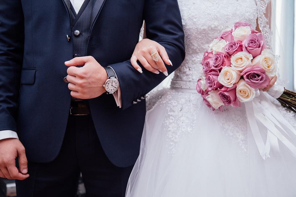 La mode et le mariage
